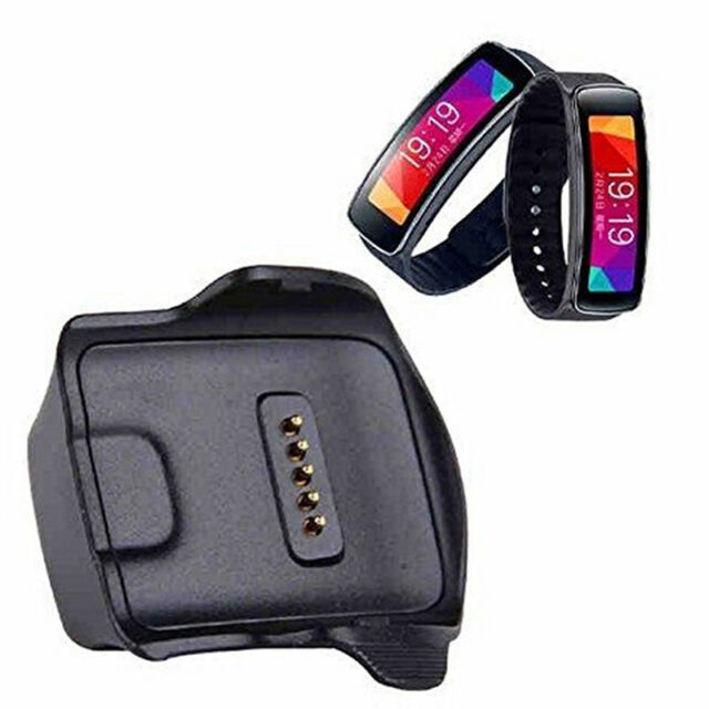 Smartwatch-Ladegerät Ladestation Cradle + Kabel für Samsung Galaxy Gear R350 Hot