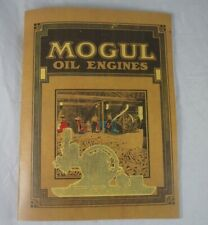 Ih International Harvester Corporation Mogul Oil Engines Stationary Brochure