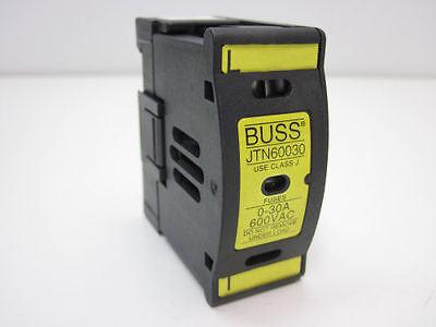 Bussman 600VAC 0-30A Fuse Holder w//Indicator JTN60030