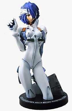 Evangelion Rei Ayanami Wonder escaparate Plus Estatua