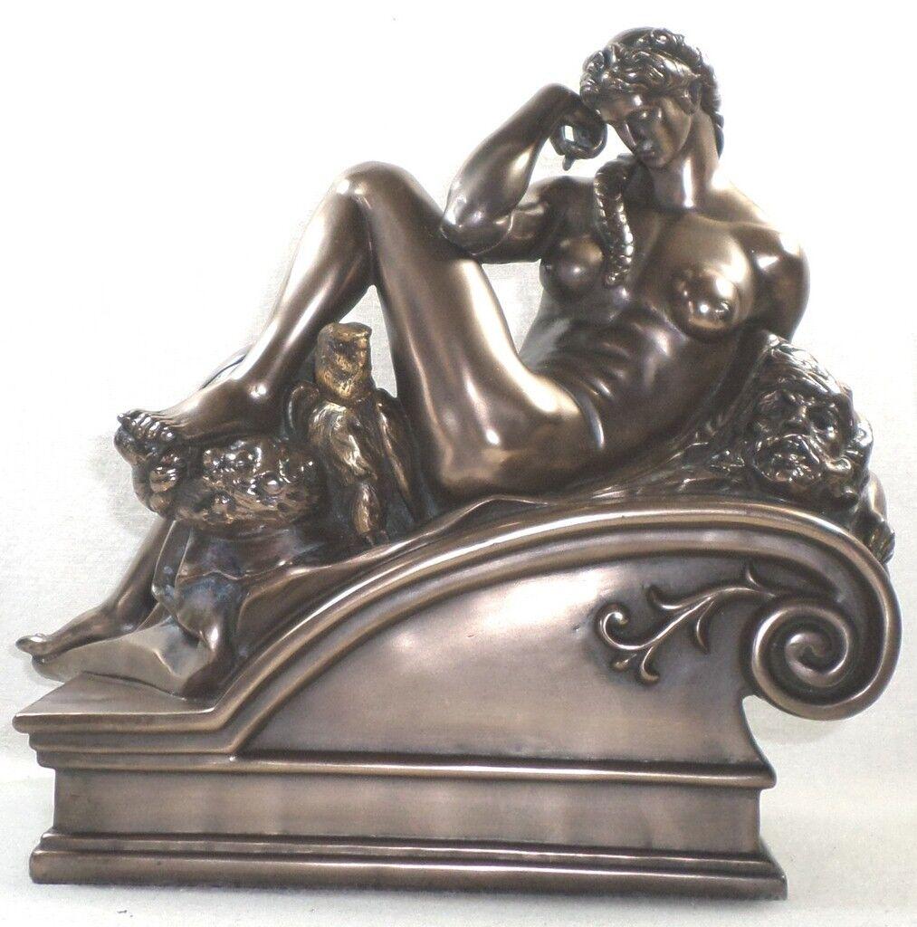 Statuetta  La notte  Michel Angelo - statuetta Renaissance