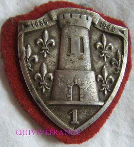 IN8985-1-Regiment-de-Cuirassiers-insigne-de-beret-dos-vaguele