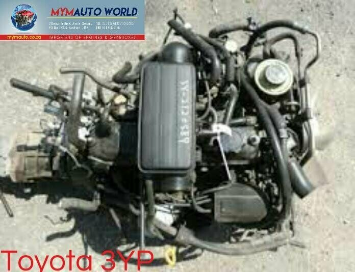 IMPORTED USED TOYOTA 2Y, 3Y, 4Y ENGINES FRO SALE AT MYM