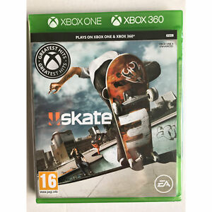 ae7d18f0f Skate 3 (Xbox One and Xbox 360) New and Sealed 5035224111589 | eBay