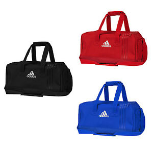 Image is loading Adidas-Tiro-Team-Bag-Small-Football-Soccer-Gym-