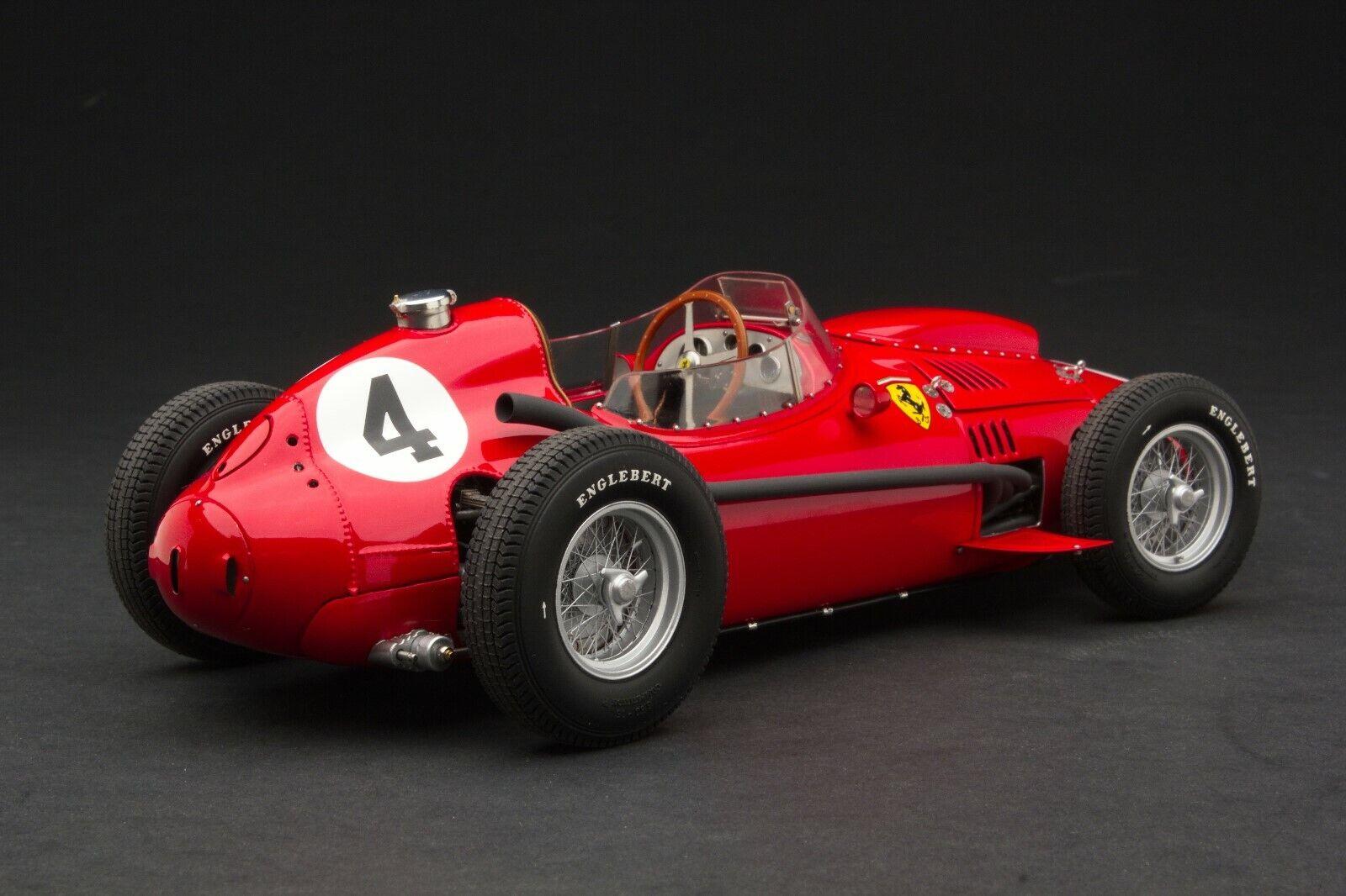 Exoto XS 1 18   1958 Ferrari Dino 246 F1 Grand Prix de Francia Ganador   GPC97210
