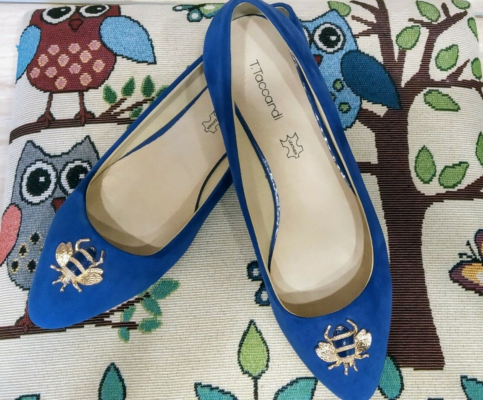 Para mujeres Zapatos De De De Ballet Zapatos sin Taco Sin  la mejor oferta de tienda online
