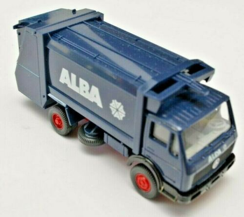Wiking Mercedes Müllwagen Kehrmaschine Kommunal Container Modelle 1:87
