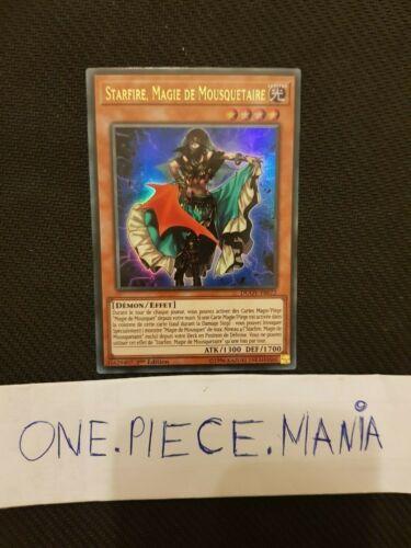 Magie de Mousquetaire DUOV-FR072 1st Yu-Gi-Oh Starfire