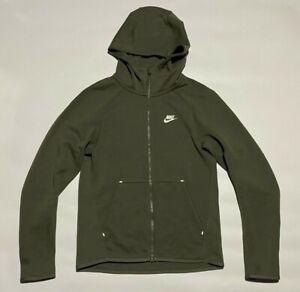 Nike Men S Tech Fleece Jacket Ebay