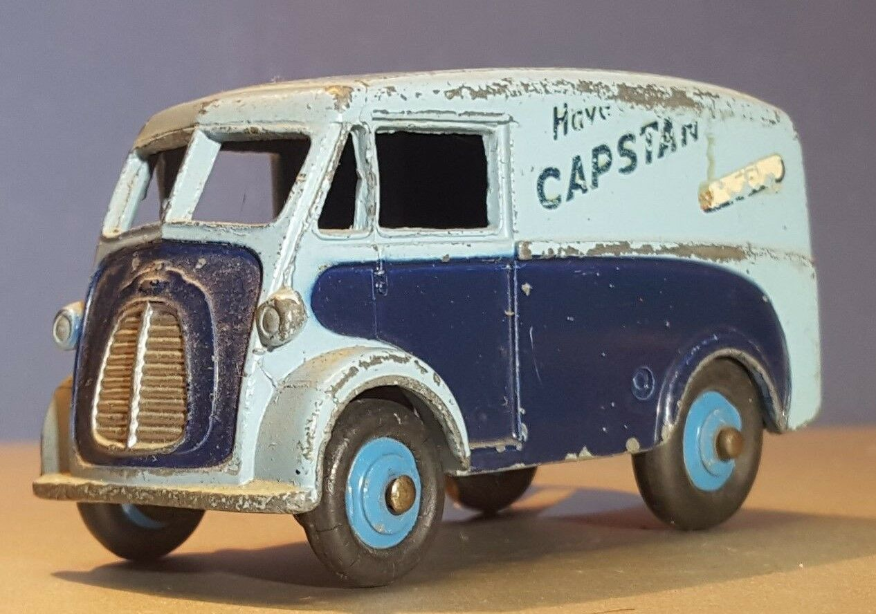 Dinky Toys Morris CWT Van  Capstan