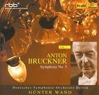 """Bruckner: Symphony No. 5 (CD, Jan-2012, Profil - Edition Gnter H""""nssler)"""