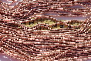 Terra-Light-Copper-11-0-Czech-Glass-Seed-Beads-Jewelry-Crafts-Making-Hank