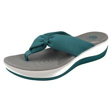 ed29d5e86ba0 item 3 LADIES CLARKS ARLA GLISON CLOUDSTEPPERS TOE POST SUMMER FLIP FLOP  HEEL SANDALS -LADIES CLARKS ARLA GLISON CLOUDSTEPPERS TOE POST SUMMER FLIP  FLOP ...