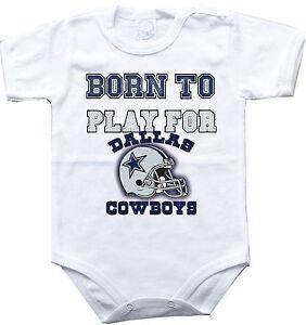 dallas cowboys baby jersey