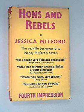 Hons and Rebels by Mitford, Jessica