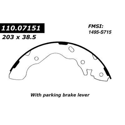 Centric Parts 111.07151 Brake Shoe
