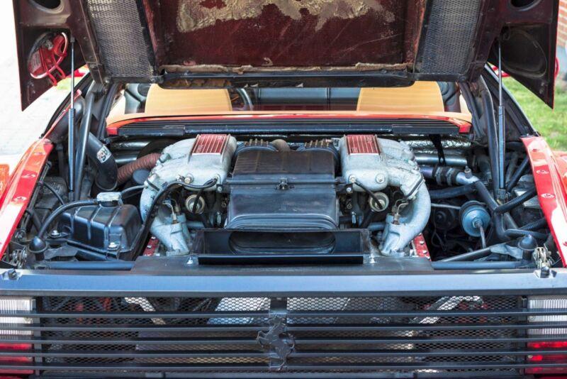 Ferrari Testarossa - 11