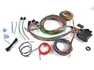 Enjoyable Universal 12 Circuit Wiring Harness Street Rod Hot Rod Rat Rod Bpd Wiring 101 Taclepimsautoservicenl