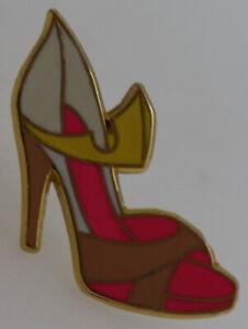 2012 Disney Princess Designer Shoes Aurora Pin