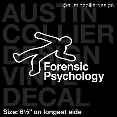 "csi science 6.5/"" FORENSIC PHOTOGRAPHER vinyl decal car window laptop sticker"