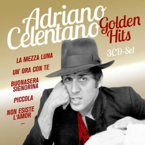 Adriano Celentano - Golden Hits [New CD] Germany - Import