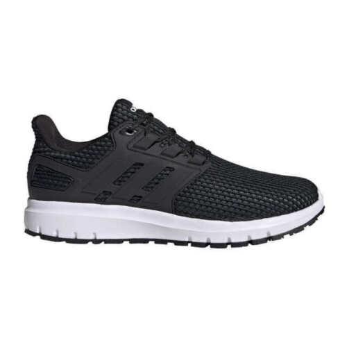 adidas Mens Ultimashow Shoe Walking Running Black//Grey 9.5
