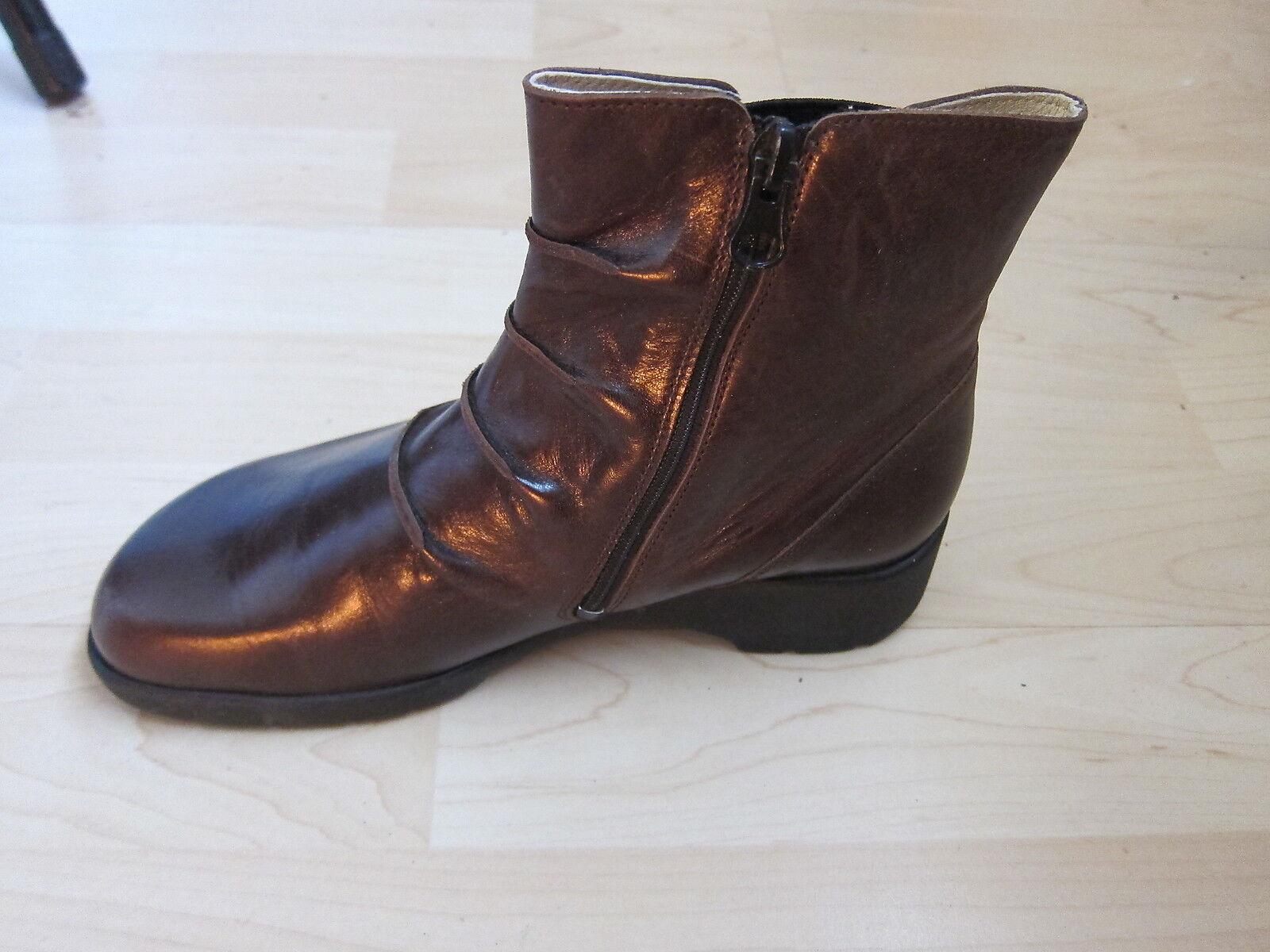 Grandes zapatos con descuento BERKEMANN Stiefel Unikat Damen loses Fußbett Gr.37 #1241#
