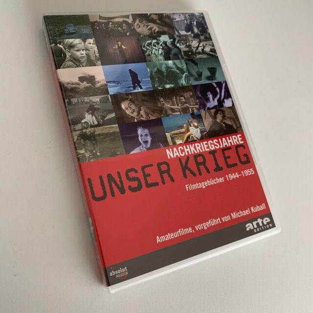 Der unbekannte Krieg (2007) DVD n3076