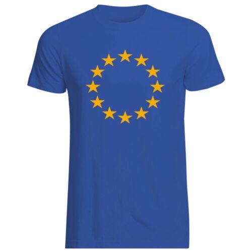 ALL SIZES COL Gildan Brand politics EU brexit vote/_ EUROPEAN UNION T-SHIRT