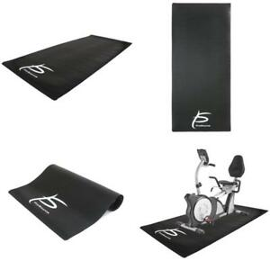 Prosource Exercise Equipment &Amp; Treadmill Mat High Density Pvc Floor Protecto