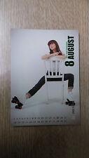 SNSD Girls' Generation Jessica Star Card Season 2.5 083 K pop Korea Music