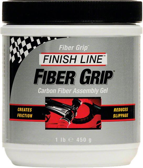 New Finish Line Fiber Grip 16oz Tub