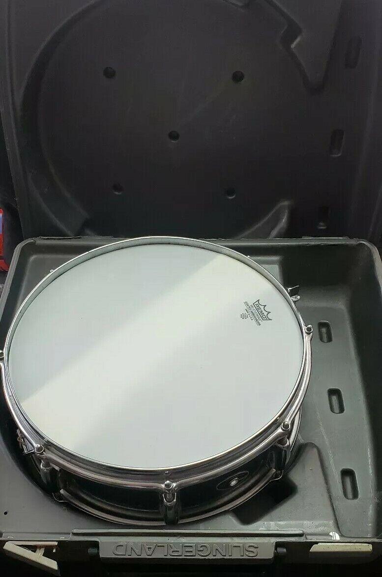 SLINGERLAND 6  x 14  Snare Drum 8 Lug Chrome Vintage