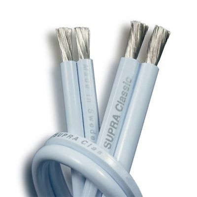 Supra Classic 6.0t Speaker Cable Per Metre