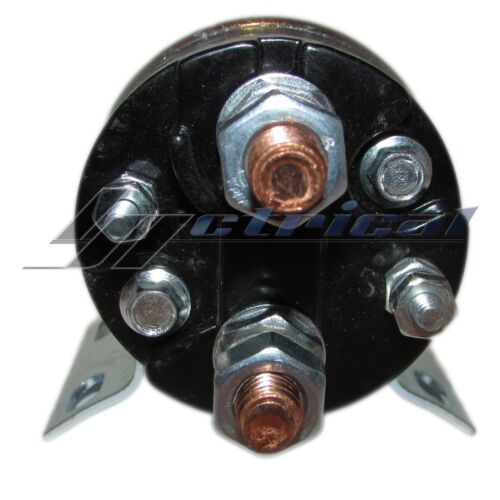 NEW STARTER SWITCH SOLENOID FOR CLARK TOW TRACTORS CTD-20 CTD30 CTD40 CTD50