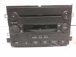 2004-F150-CD-Receiver-New-Style-4L3T-18C869-GC-GD-GE-OEM