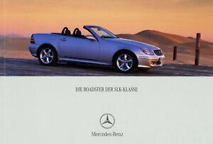 2363MB-Mercedes-SLK-Prospekt-2001-8-01-brochure-32-AMG-320-230-200-Kompressor