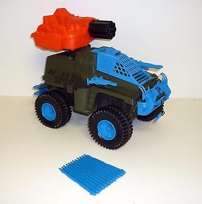 GI JOE BATTLE WAGON Vintage Action Figure Vehicle Tank COMPLETE 1991