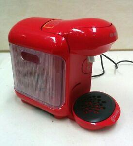 Tassimo By Bosch Vivy 2 Tas 1403 GB Coffee Machine Red Pre ...