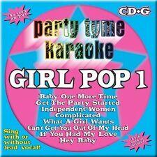 Party Tyme Karaoke: Girl Pop 1 2003 by Party Tyme Karaoke - Disc Only No Case