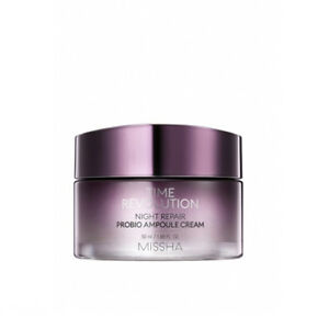 MISSHA-Time-Revolution-Night-Repair-Probio-Ampoule-Cream-50ml