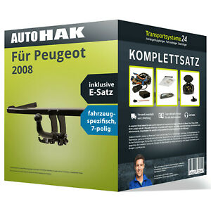 Anhaengerkupplung-abnehmbar-fuer-PEUGEOT-2008-E-Satz-AHK