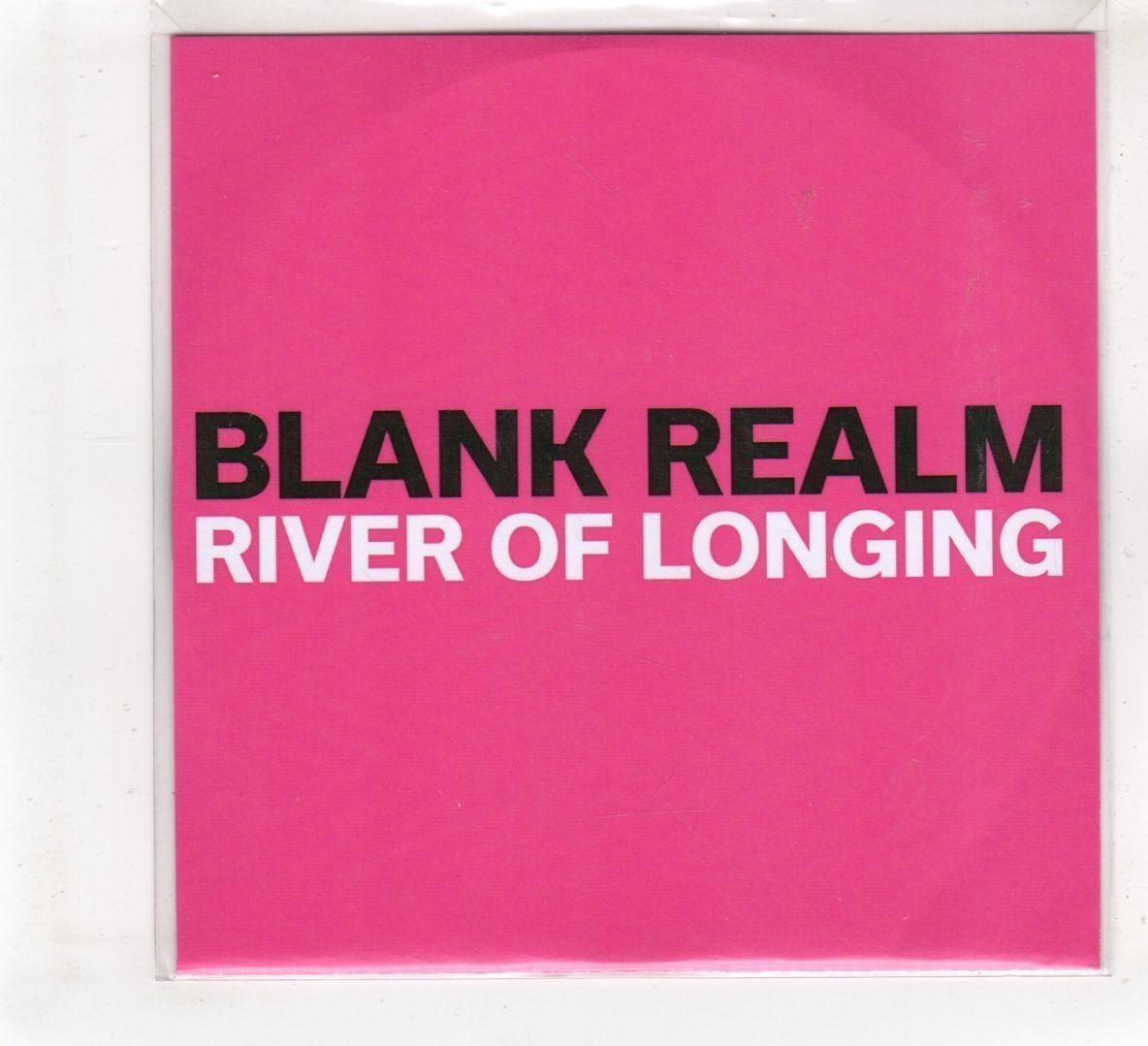 (HF391) Üres térség, River Of Longing - 2015 DJ CD