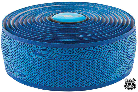 Lizard Skins DSP 2.5mm Bar Tape - blueee