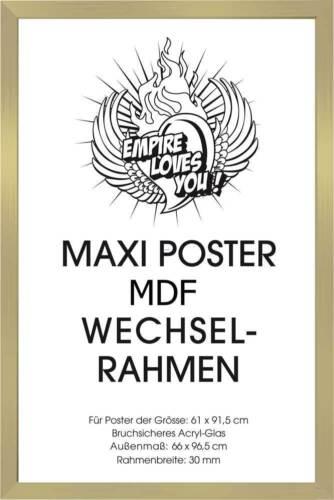 Größe 91,5x61 cm Kalender Poster Plakat Druck Jahresplaner 2019