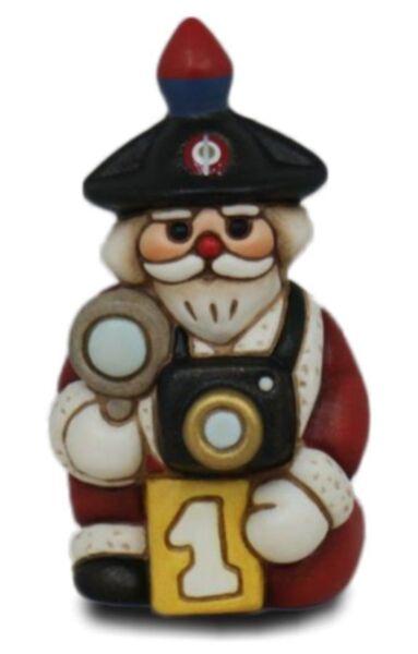 1 Statuetta Thun Carabinieri Cc Babbo Natale Ris 2018 Ultima Moda
