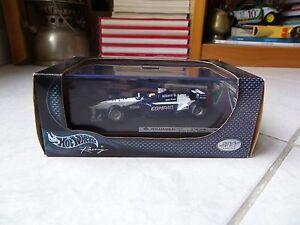 Williams-Bmw-FW23-Juan-Pablo-Montoya-6-Hotwheels-Mattel-2001-1-43-F1-Formule-1