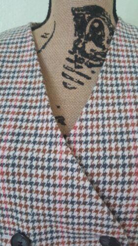 multicolore en carreaux à tweed multicolore Abound petit Veste taille 5AXq5Y