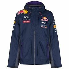 RED BULL FORMULA 1 RAIN JACKET PEPE JEANS 13-15 F1 NAVY SIZES S M L XL XXL